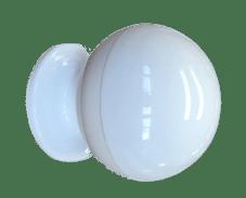nylon aluminium door knobs