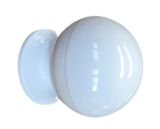 nylon aluminium door knobs