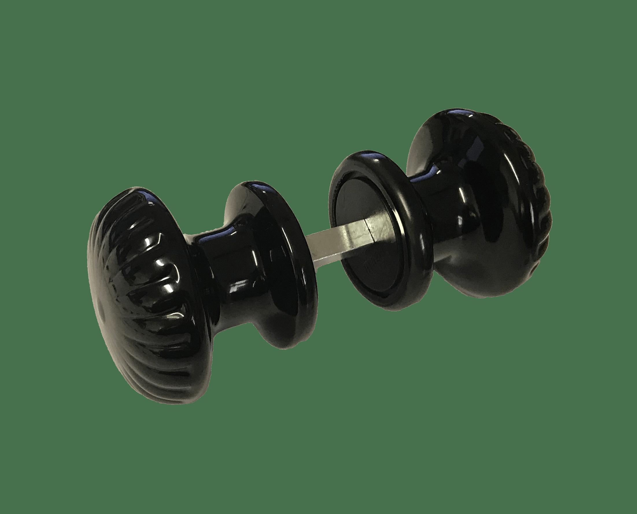 powder coated aluminum knobs