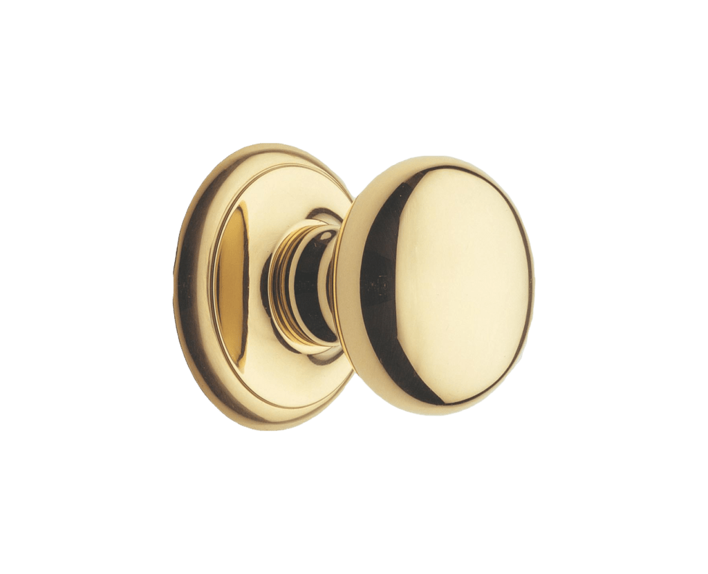 Brass knobs and accessories